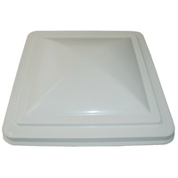 Replacement Lid (White) - Suit Fiamma 400 x 400mm Hatch