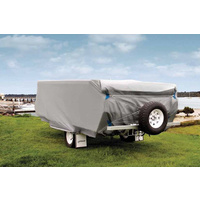 Camper Trailer Cover Camec C12CTCV suits 3.3-3.7m (10 - 12ft)