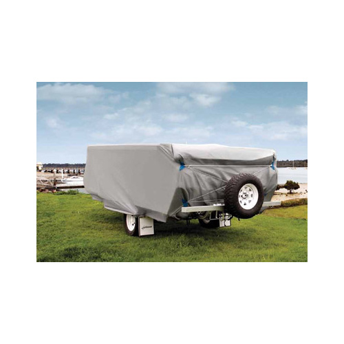 Camper Trailer Cover Camec C16CTCV suits 4.3-4.8m (14 - 16ft)